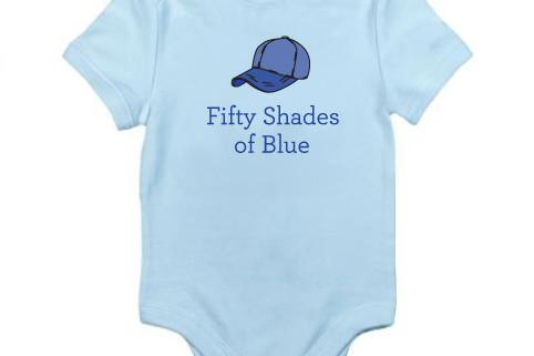 blue onesie